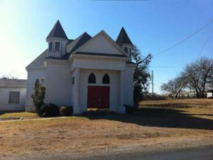 Red Door Baptist, First Cresson